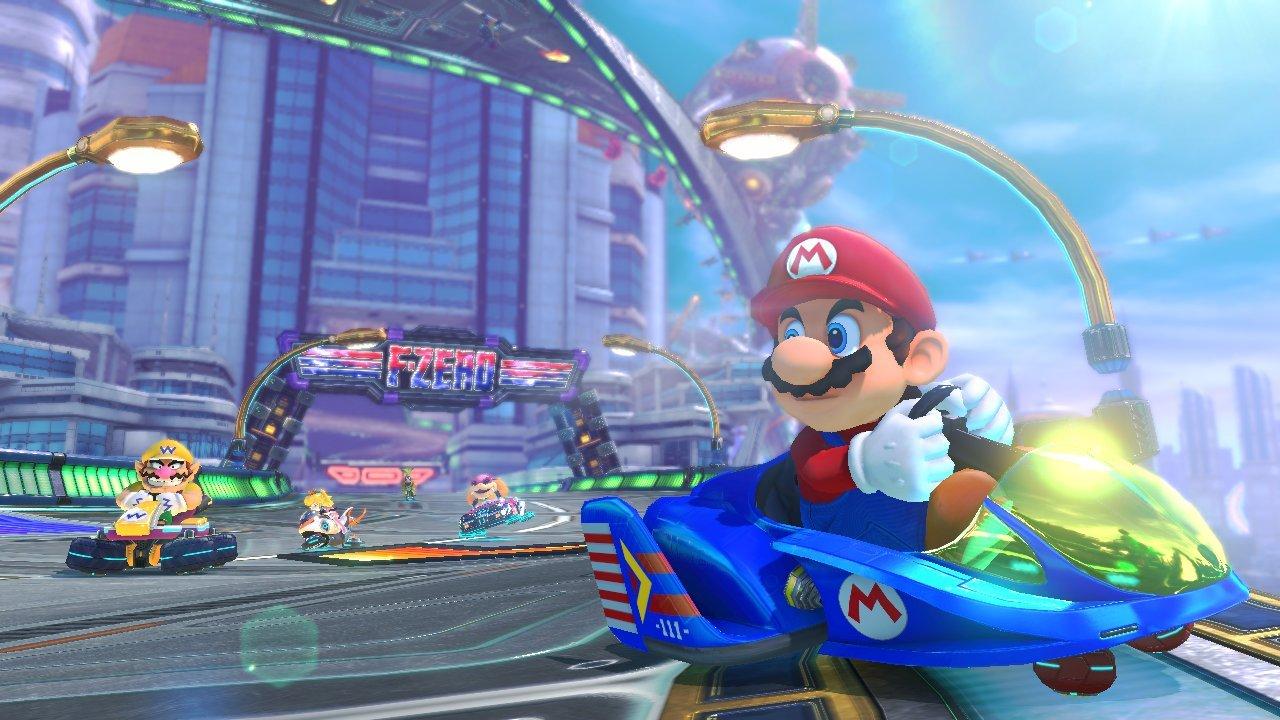 Mario Kart 8 Set 2 de contenido adicional