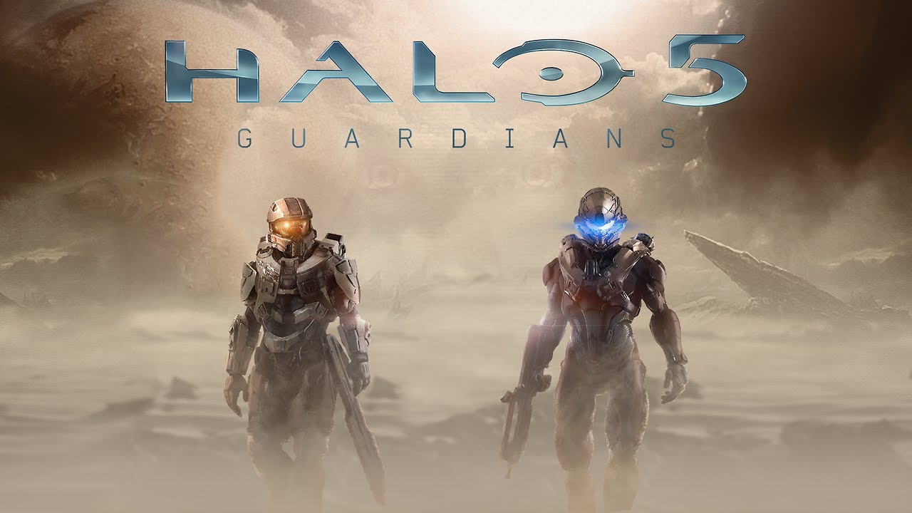 Halo 5 Guardians, Jefe Maestro VS Spartan Locke