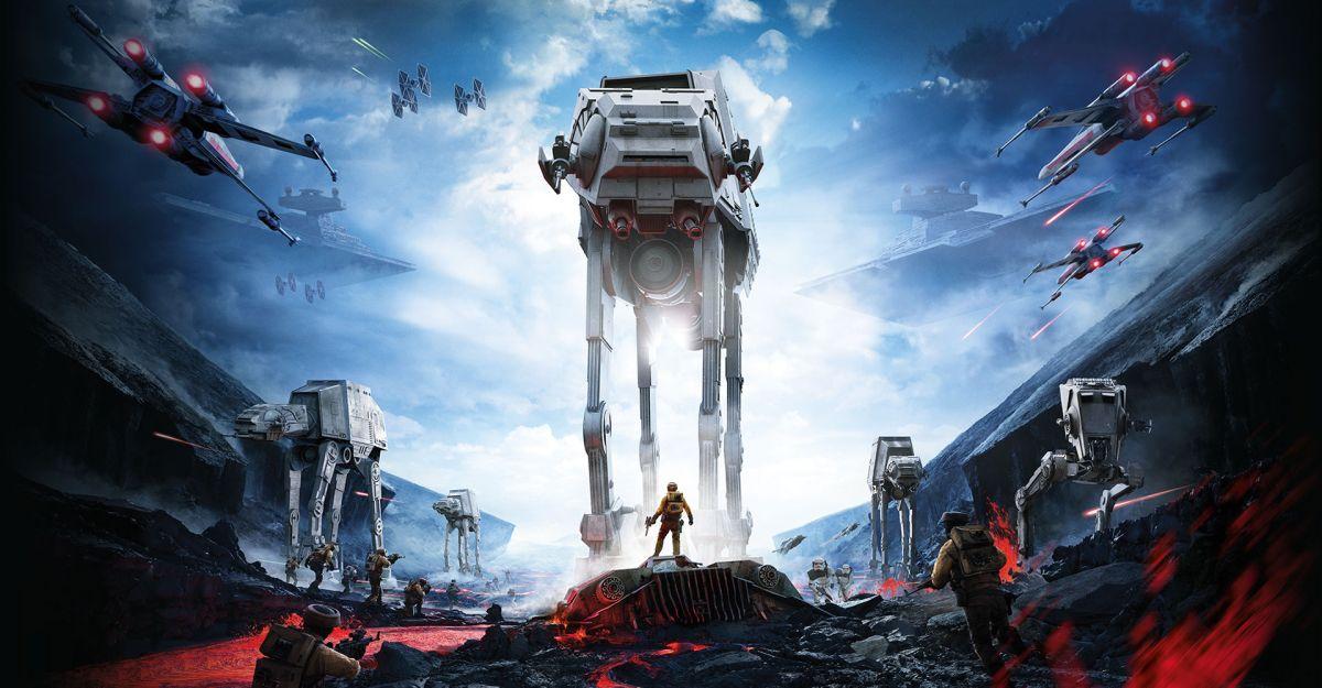 Star Wars Battlefront Tráiler del anuncio