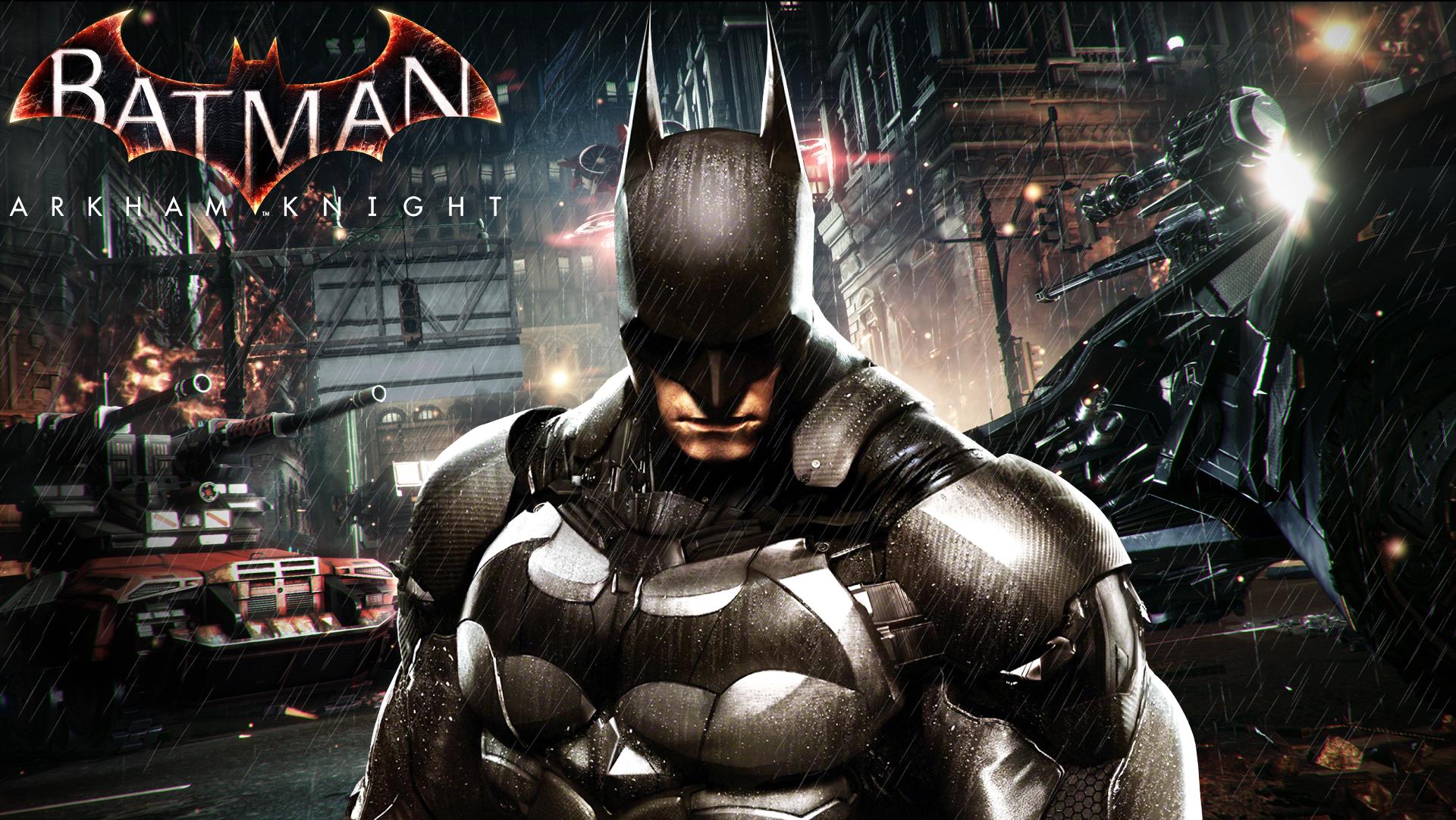 Trailer de Batman Arkham Knight «Todos los que te siguen» en Castellano