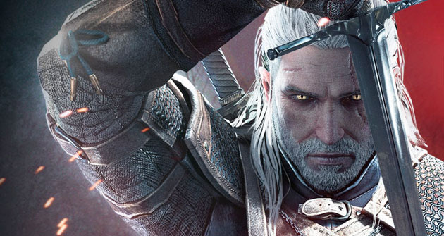The Witcher 3 Gameplay PS4