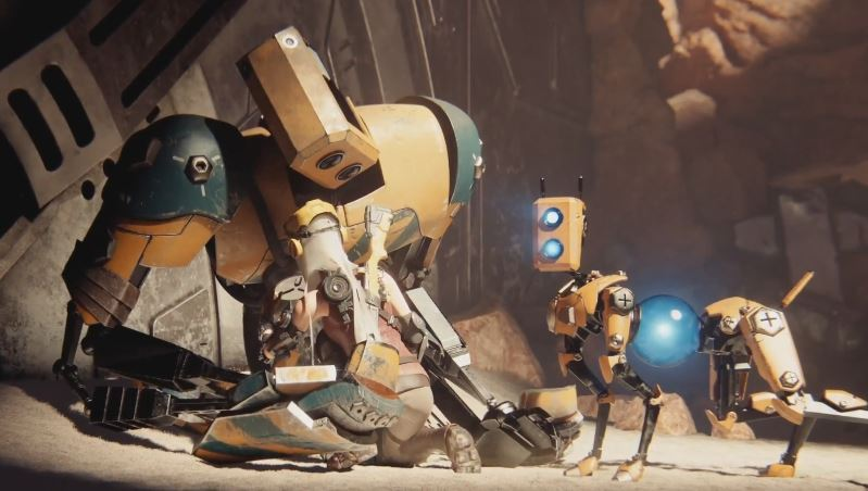Trailer de ReCore E3 2015