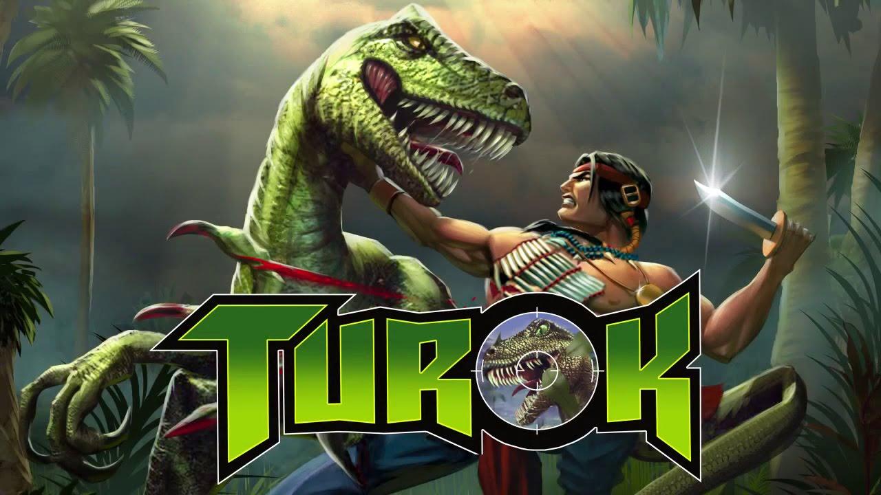Turok Dinosaur Hunter Resmastered 2015 Trailer Gameplay