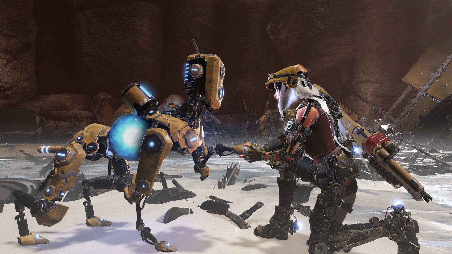 Trailer Gameplay de Recore E3 2016