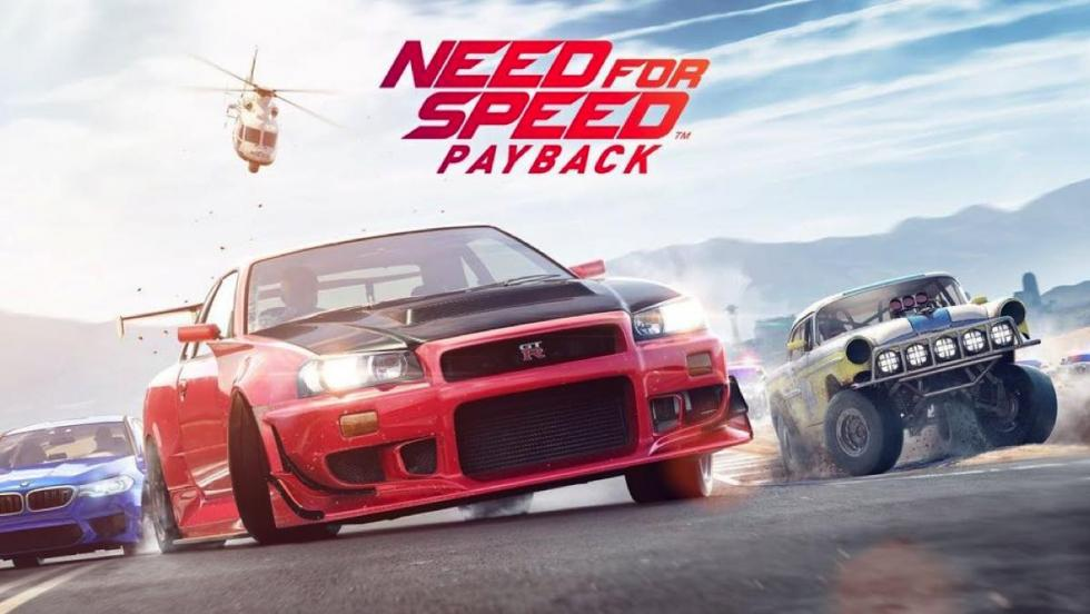 Trailer Gameplay de Need for Speed Payback