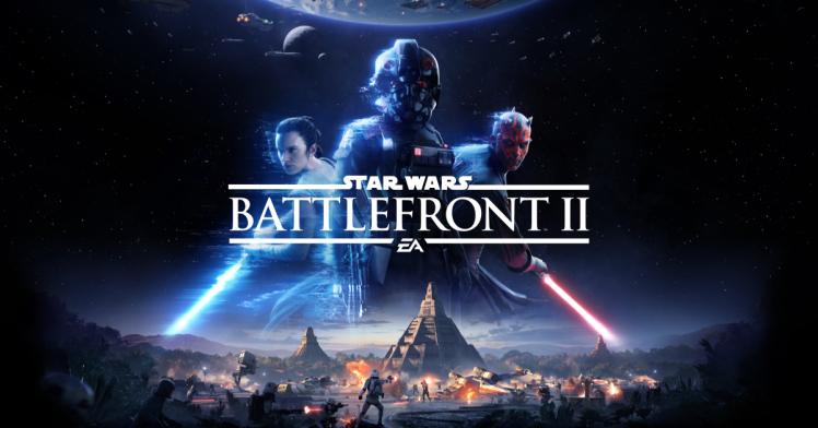 Espectacular trailer gameplay de Star Wars Battlefront II