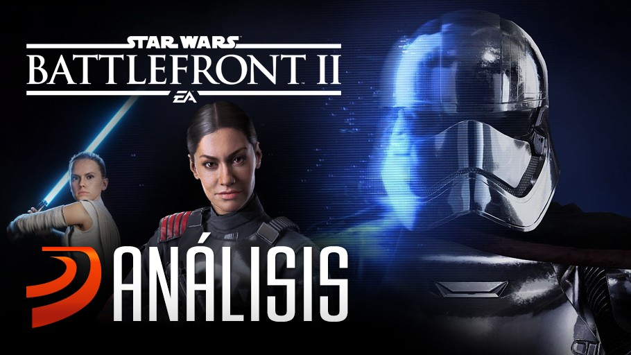 Vídeo Analisis de Star Wars Battlefront II