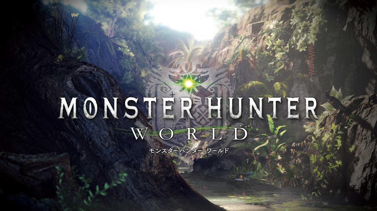 Trailer de Monster Hunter World