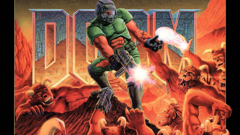 Gameplay de Doom clásico sin comentar
