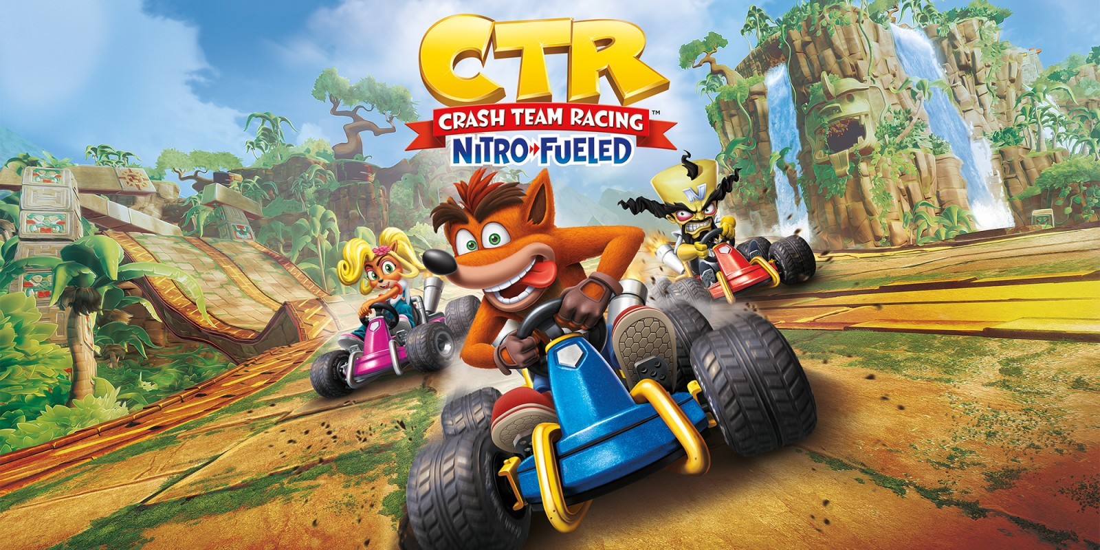 Trailers de Crash Team Racing Nitro-Fueled