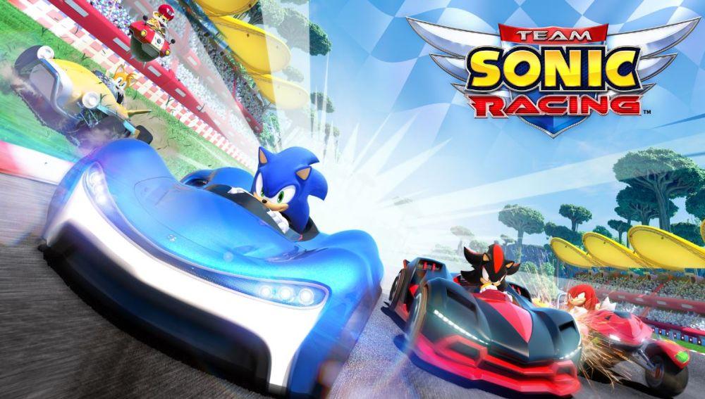 Trailers de Team Sonic Racing