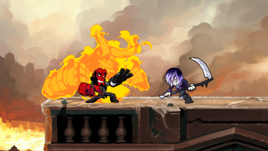 Photo of Trailer de Brawlhalla HellBoy