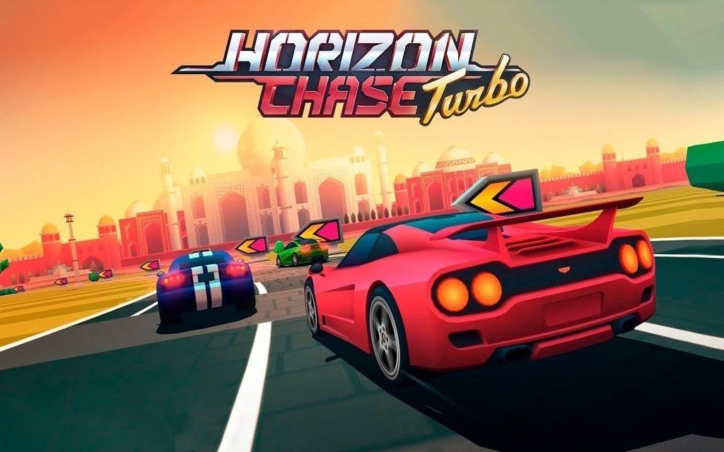 Trailer de Horizon Chase Turbo