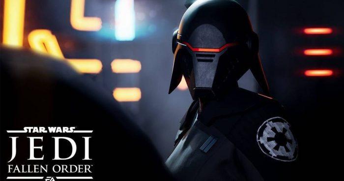 Trailer de Star Wars Jedi Fallen Order