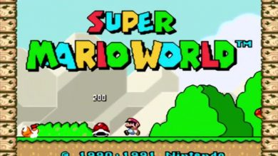 Photo of Gameplay de Super Mario World Mundo 1 Super Nintendo