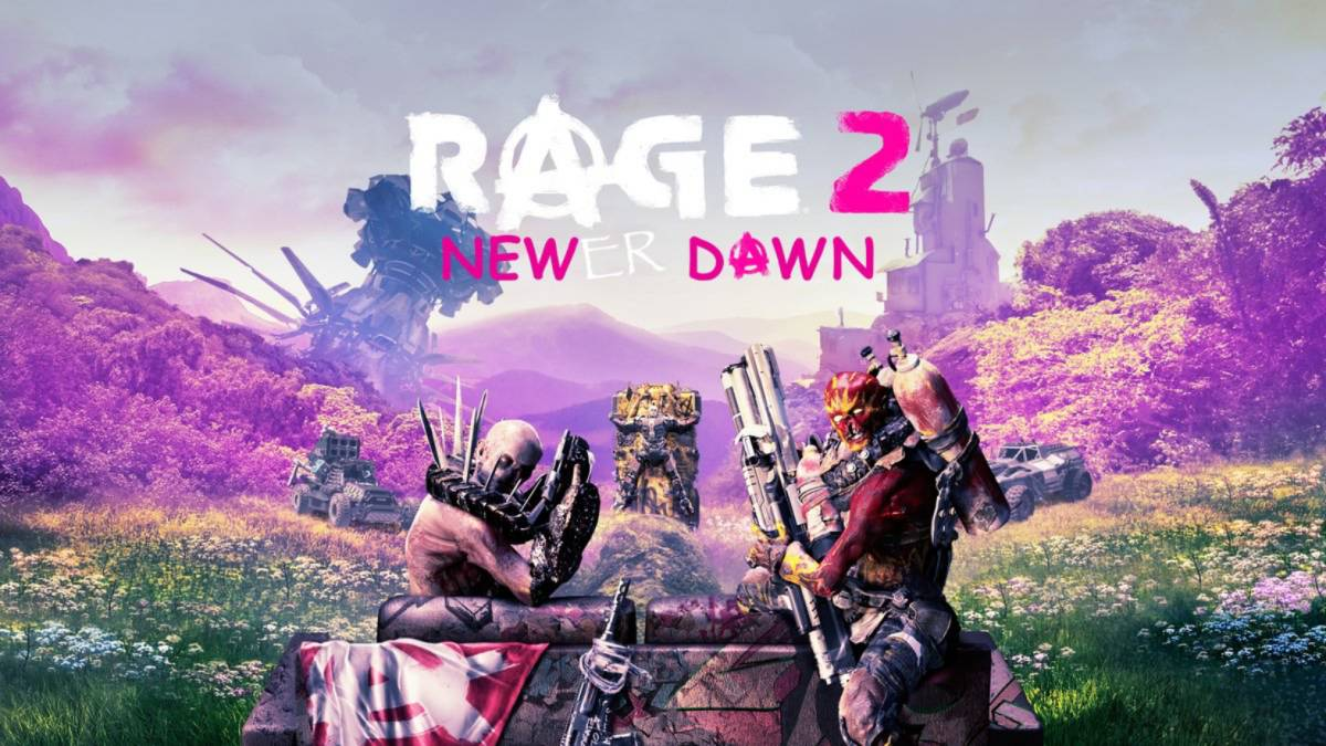 ¿Que es o de que va el juego RAGE 2? Vídeo