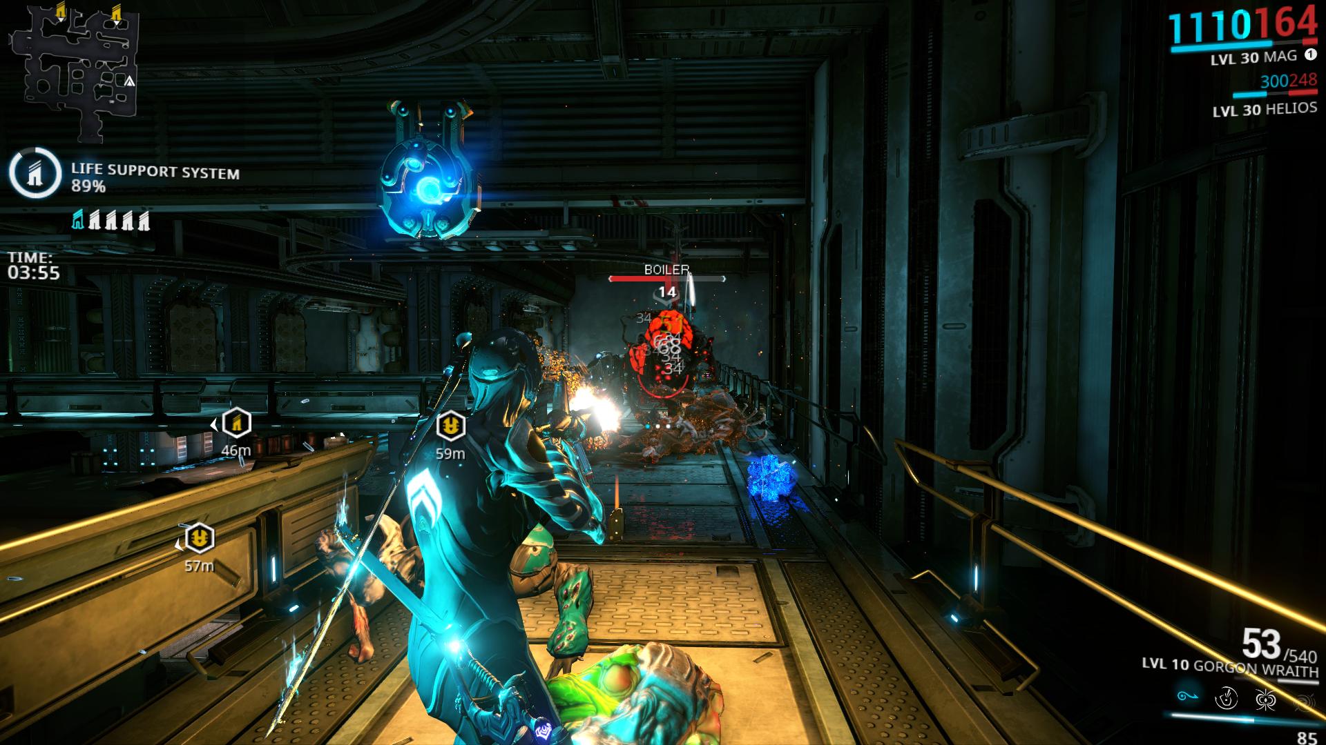 Descarga Warframe Gratis en PC, PS4 y Xbox One.