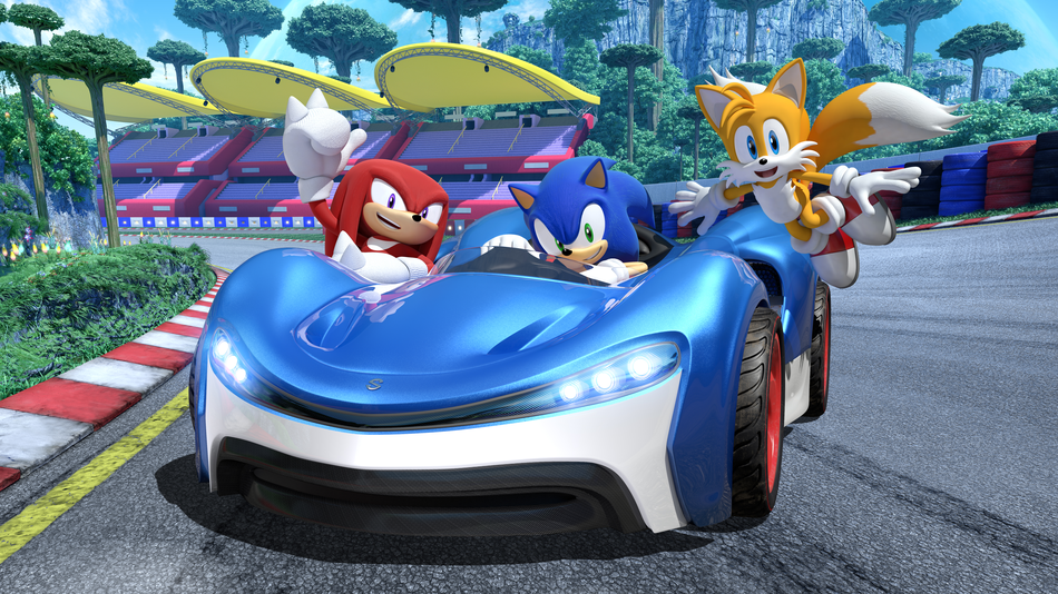 Vídeo Análisis de Team Sonic Racing