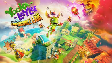 Photo of Trailer de Yooka Laylee and the Impossible Lair