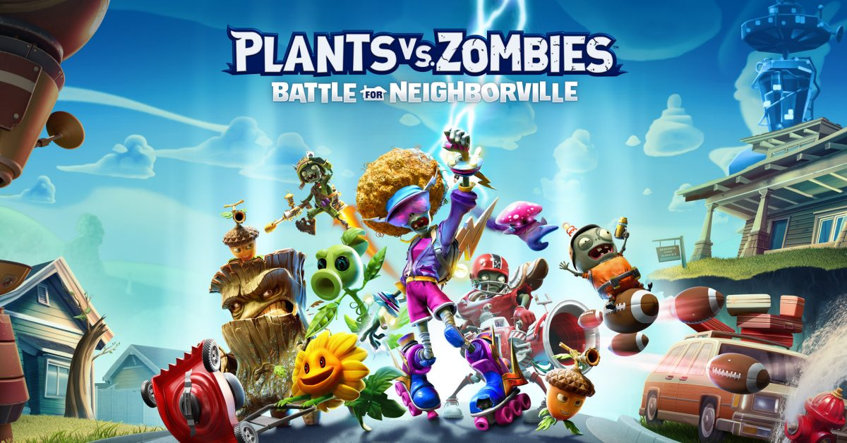 Trailer de Plants VS Zombies Battle for Neighborville