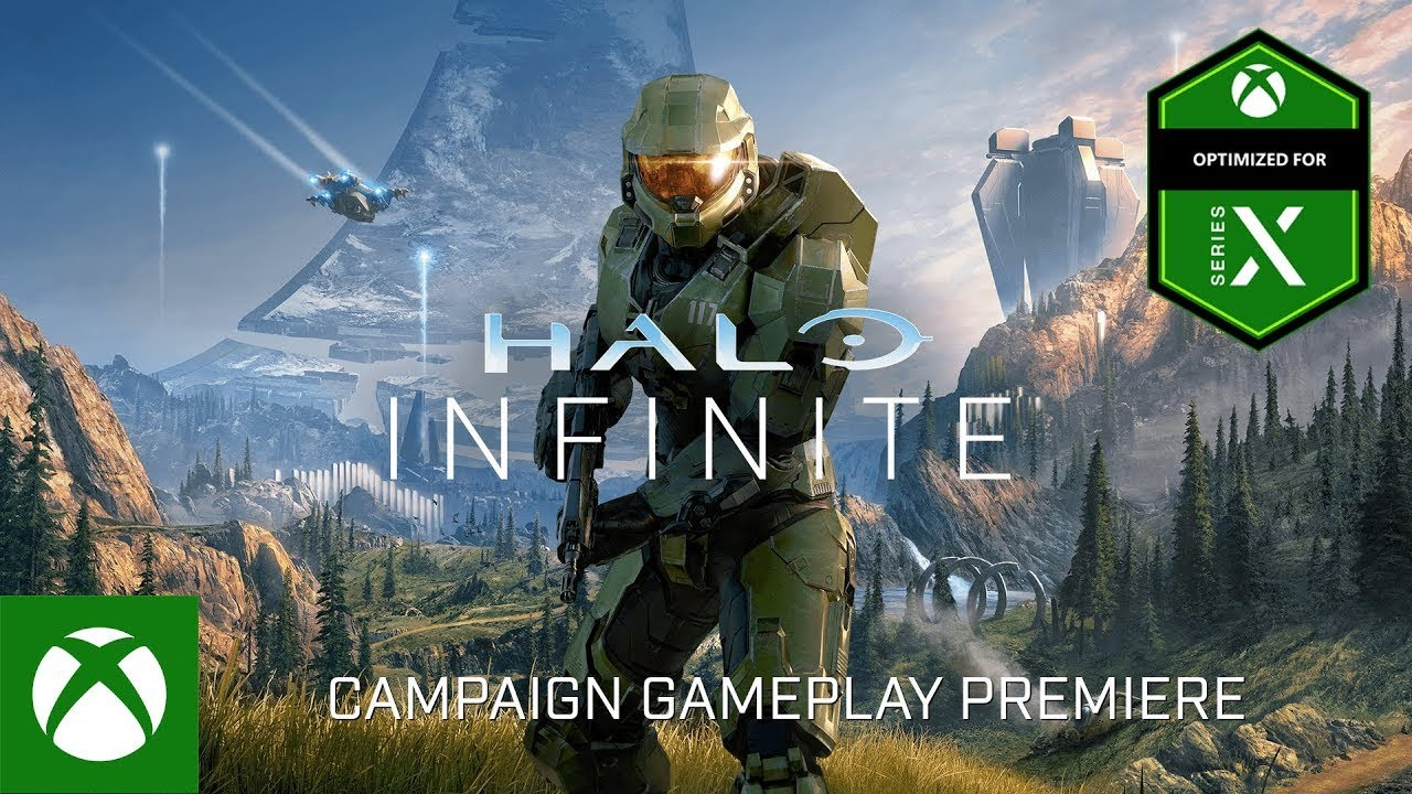 Primer Trailer Gameplay de Halo Infinite en 4K, analisis y opinión