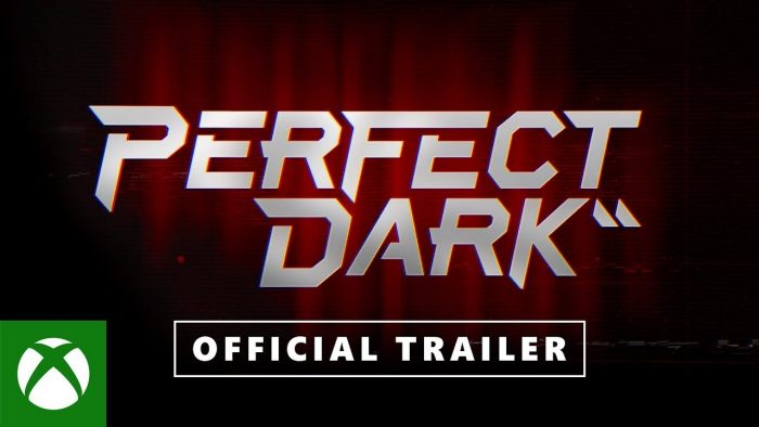 Perfect Dark trailer