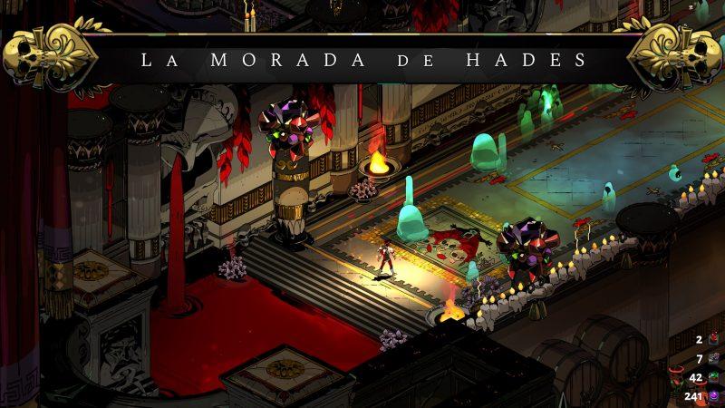 Morada de Hades